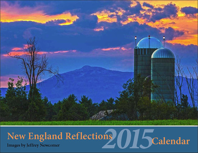 2015 New England Reflections Cover