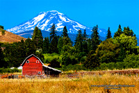 Hood River Oregon, Mount Hood
