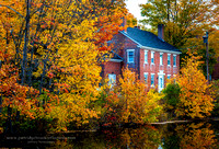 Harrisville Autumn