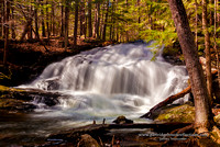 Tucker Brook Falls, Wilton, NH